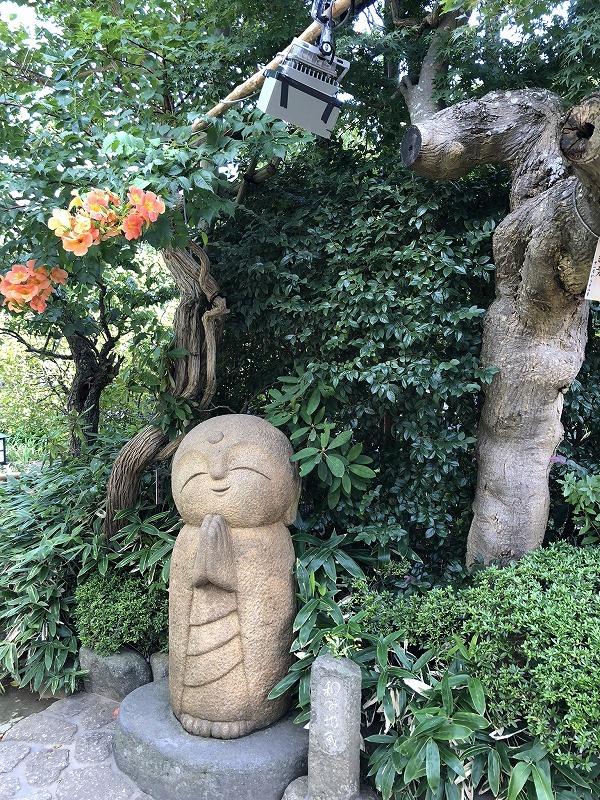 長谷寺なごみ地蔵の画像
