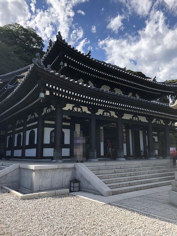 長谷寺本堂の画像