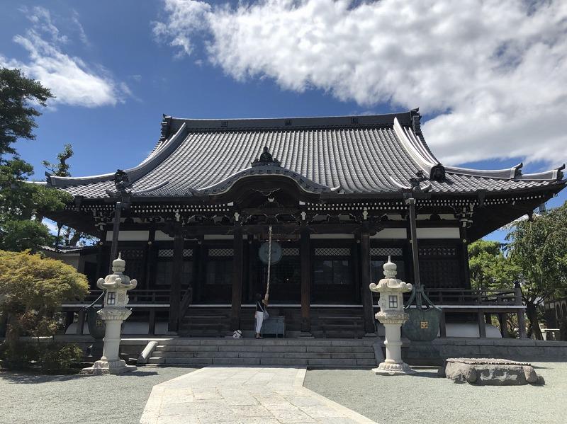 本覚寺本堂の画像